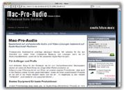 Mac-Pro-Audio (IT-Dienstleister)