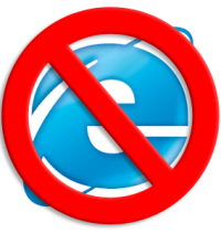 : BLOG :: Internet Explorer 6 & 7 Support eingestellt :
